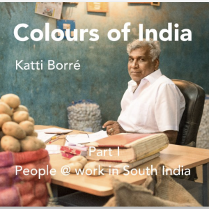 colours of India 1 by Katti Borre