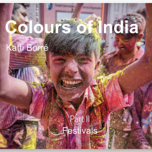 colours of India 2 by Katti Borre