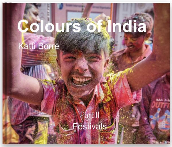 colours of India 2 by Katti Borre
