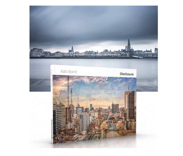 Katti Borre fine art photographer disclosure book