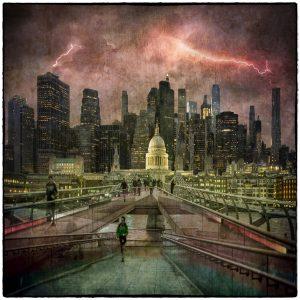it's a strange strange world by Katti Borre