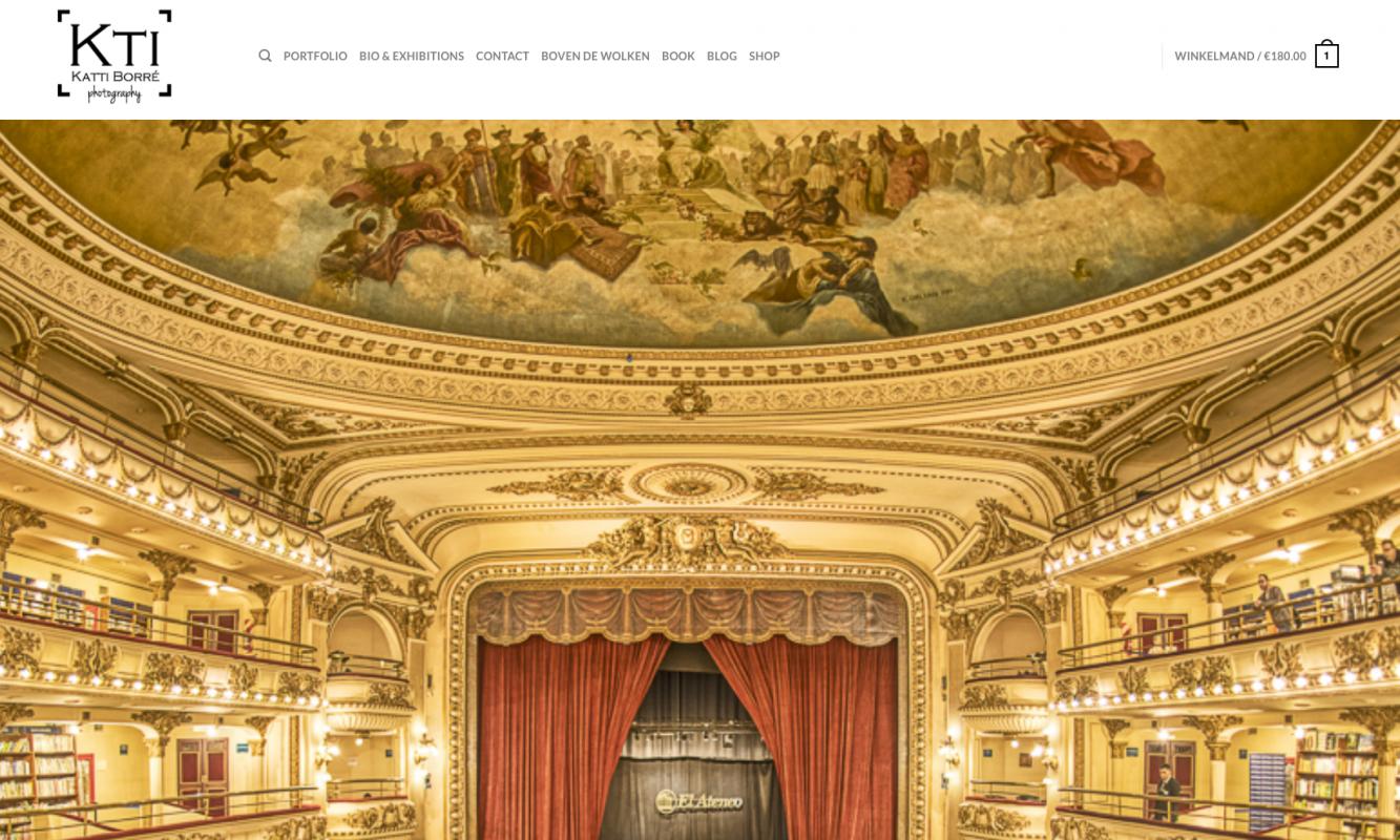 new website katti borre