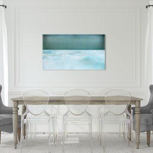 Pool blue fine art by Katti Borre