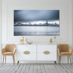Antwerpen skyline fine art Katti Borre